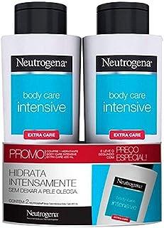 Kit Promocional com 2 Hidratante Corporal NEUTROGENABODY CAREIntensive Extra Care 400ml, Neutrogena
