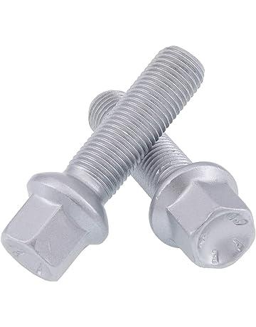 20 tornillos perno de rueda tornillos m14 x 1.5 x 34 cono kegelbund 60 ° sw17