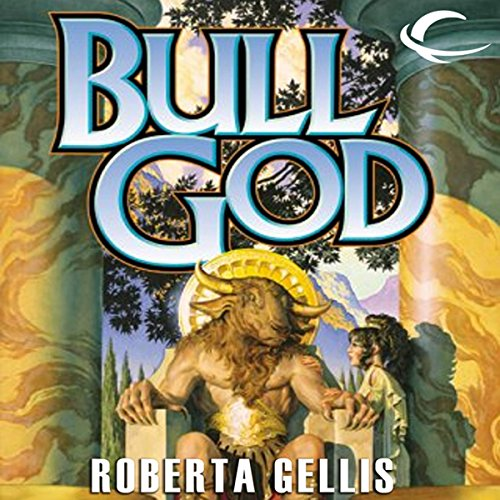 Bull God audiobook cover art
