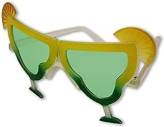 Margarita Shaped Fun Novelty Sunglasses