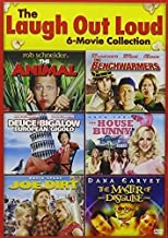 The Laugh Out Loud: 6 Movie Comedy Collection Set