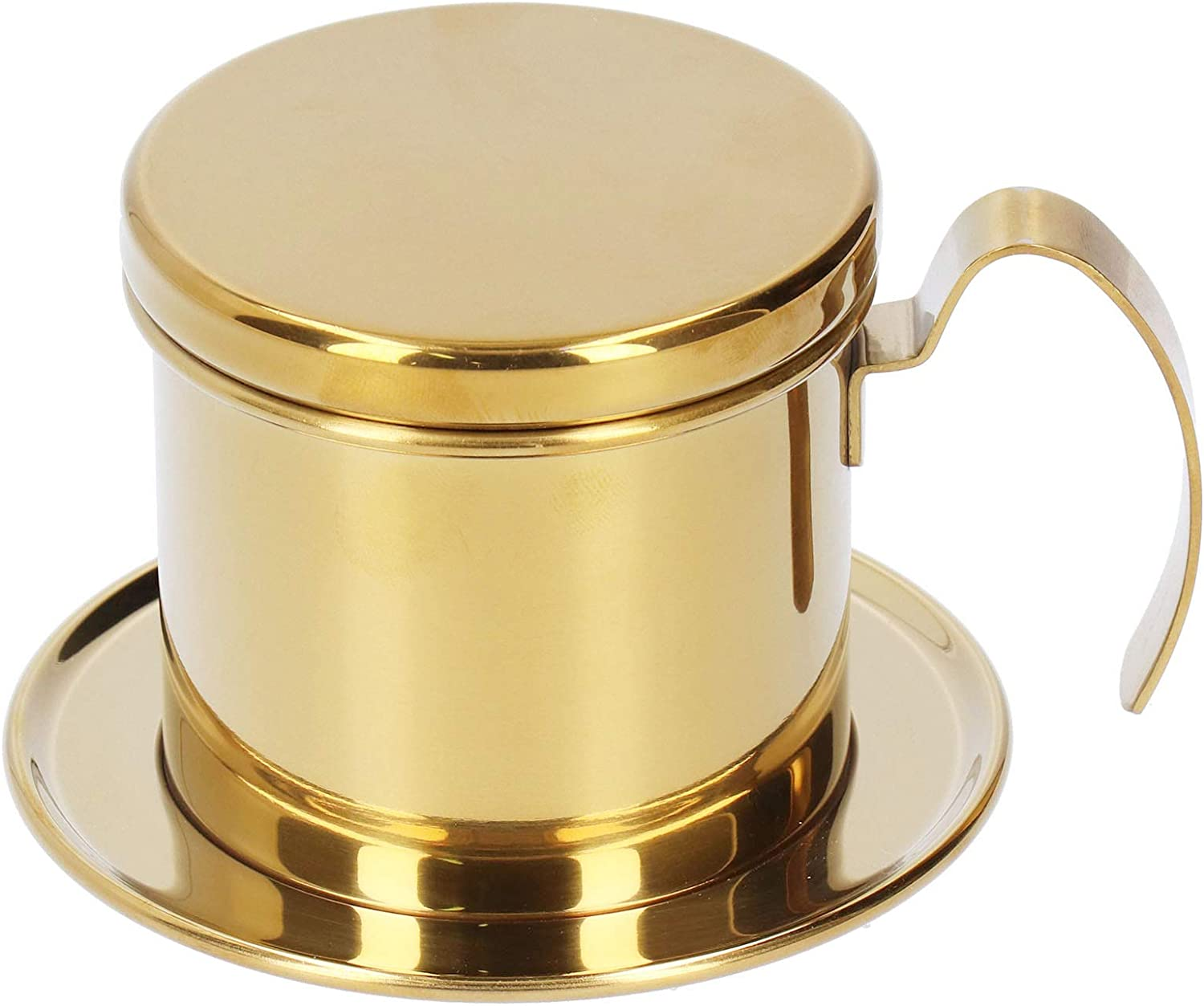 Drip Coffee Infuser service Pot Detachable Recommendation Resistance Oxidation