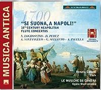 Logroscino: 18th Century Flute Concertos [Renata Cataldi, La Musiche da Camera] [Dynamic: CDS7674] by Renata Cataldi (2013-11-22)