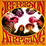 Songtexte von Jefferson Airplane - Live at the Fillmore: November 25th 1966
