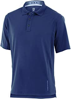 NOBLE OUTFITTERS Mens Coolflo, Deep Water Blue