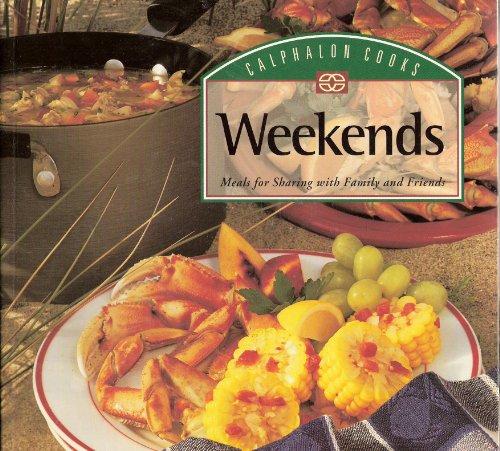 Calphalon cooks weekends