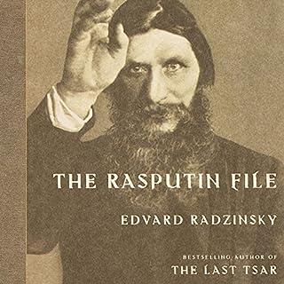 The Rasputin File                   By:                                                                                                                                 Edvard Radzinsky,                                                                                        Judson Rosengrant - translator                               Narrated by:                                                                                                                                 Edoardo Ballerini                      Length: 22 hrs and 26 mins     30 ratings     Overall 4.3