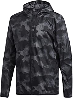 adidas Men's Own The Run Hooded Jacket