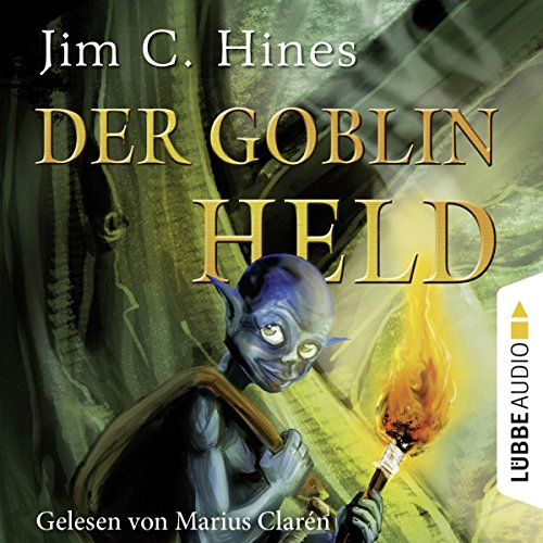 Der Goblin-Held (Goblins 4) audiobook cover art