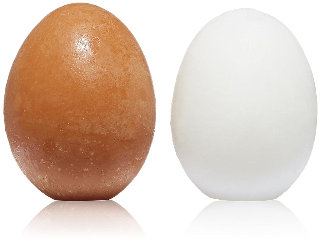 重々しい入浴ハンサムトニーモリー Egg Pore Shiny Skin Soap 2x50g(8806358594442)