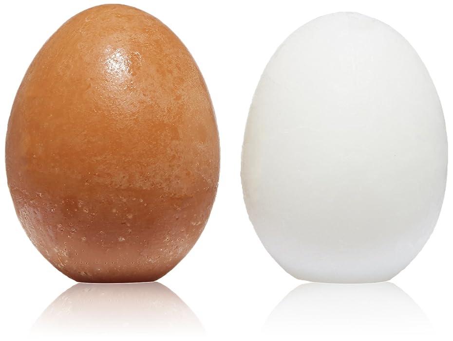 カプセルもちろん対話トニーモリー Egg Pore Shiny Skin Soap 2x50g(8806358594442)