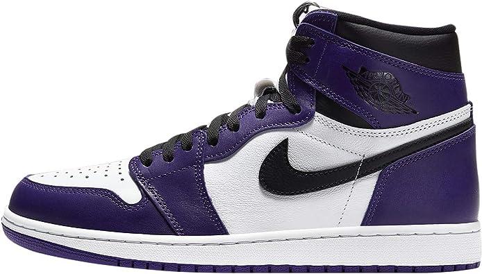 Nike Mens Air Jordan 1 Retro High OG Lifestyle Sneakers (9.5)