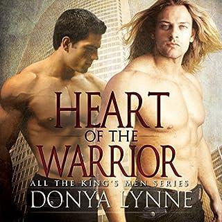 Heart of the Warrior audiobook cover art