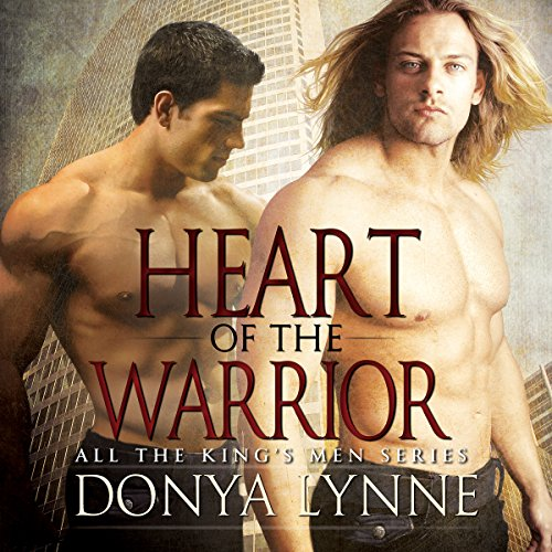 Heart of the Warrior audiobook cover art