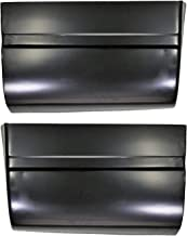 Rust Repair Panels Extended Cab Corner Pair Set for Chevy GMC C/K Pickup Truck