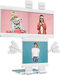 "Leggy Horse Magic Picture Frame 4Pcs Set 3""x 4"" Photo Display Tabletop Desk Home Decor Cute DIY Gift"