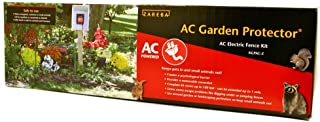 Zareba KGPACZ AC Garden Protector Electric Fence Kit; Nuisance or Small Animals Will Be Repelled or Contained as Desired; Mild Shock is Safe To Animals and Humans; Fast and Easy Installation; Made in the USA