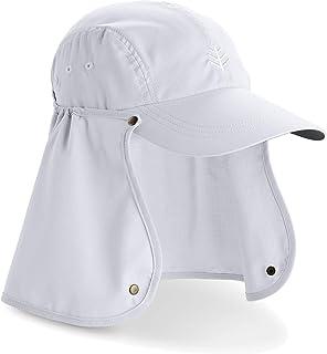 Coolibar UPF 50+ Men's Super Sport Hat - Sun Protective