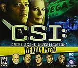 CSI Deadly Intent JC