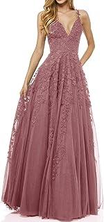 Suchergebnis Auf Amazon De Fur Lange Elegante Abendkleider Fur Hochzeiten