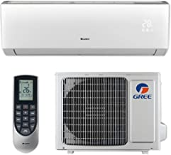 GREE LIVS12HP115V1B - 12,000 BTU 16 SEER LIVO+ Wall Mount Ductless Mini Split Air Conditioner Heat Pump 115V
