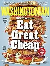 Washingtonian - Magazine Subscription from MagazineLine (Save 50%)