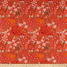 Art Gallery Fabrics Art Gallery Legendary Meadow Boho Fabric, 1, Fabric by the Yard