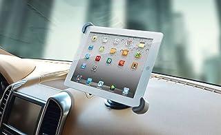 "FidgetGear Universal 360°Rotary Extended Car Suction Mount Bracket For 7""-12.9"" Tablet iPad iPad mini 1 1st A1432 A1454 A1455 7.9"""