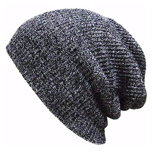 Sombrero Gorro De Punto para Hombre, Invierno, Cálido,...