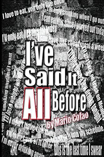 Book: I've Said It All Before by Mario Colao