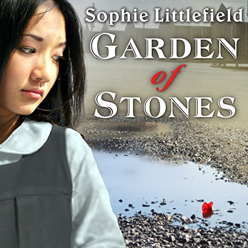 Garden of Stones audiobook cover art