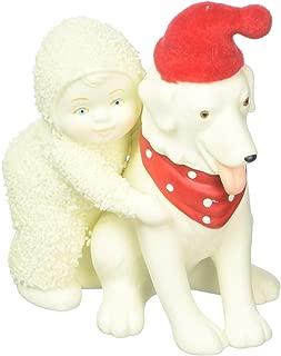 """Department 56 Snowbabies """"Best Friends"""" Porcelain Hanging Ornament, 2.75"""""""