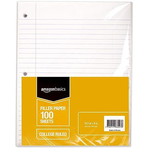 Line Paper College Ruled: Amazon com