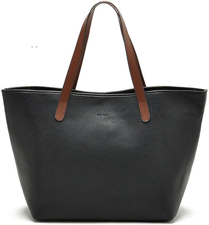 GWQGZ Umhängetasche Mit Großer Kapazität Modische Handtasche Einfache Spritztasche. Spritztasche. Spritztasche. Schwarz B07FY55QJD  Hohe Qualität und Wirtschaftlichkeit b7473f