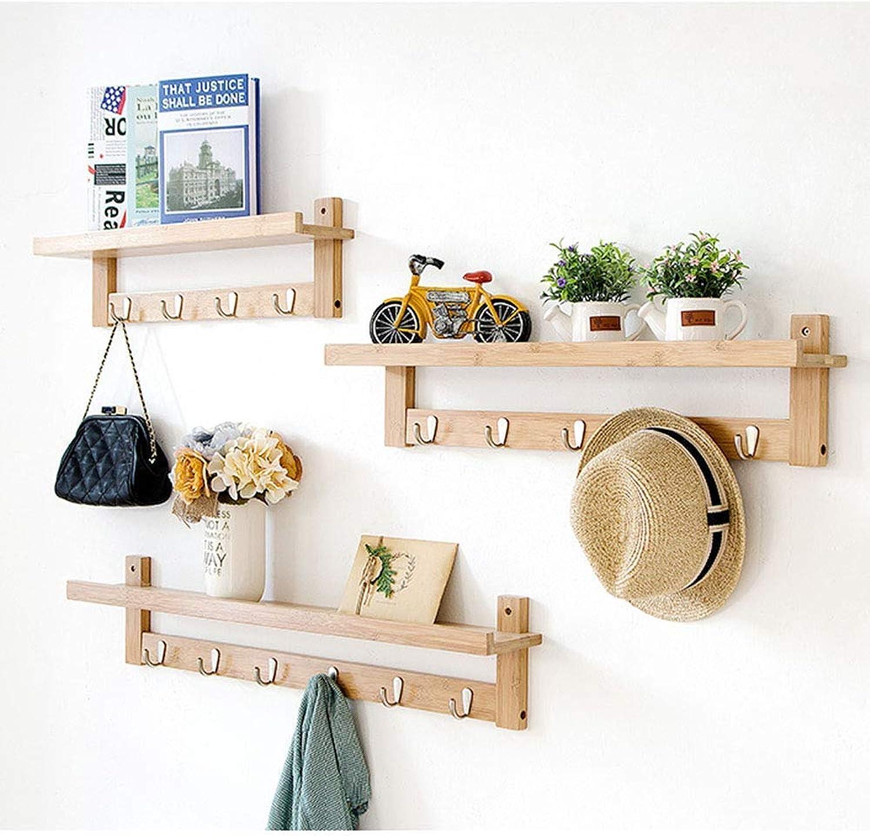 Wall Shelf Wall Hanging Coat Hook Living Room Partition Coat Hook,B