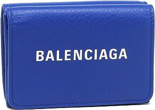 [バレンシアガ]折財布 BALENCIAGA 551921 DLQ4N 4265 ブルー [並行輸入品]