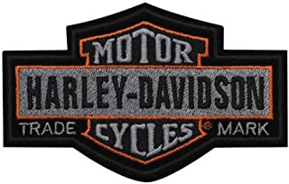 Best harley davidson motorcycle jacket patches Reviews