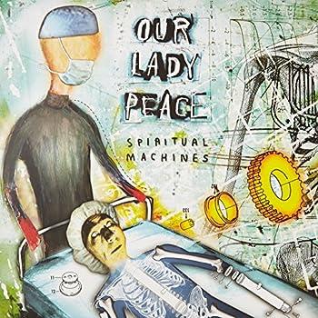 our lady peace vinyl