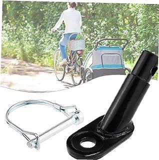 Bike Trailer Hitch Connector, Cykelkärra Coupler Mtb Dragkrok Connector Attachment För Barn, Husdjur, Cargo Cykelkärror