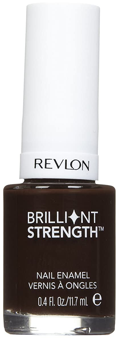 はい脅迫ディレクトリREVLON BRILLIANT STRENGTH NAIL ENAMEL #160 DOMINATE