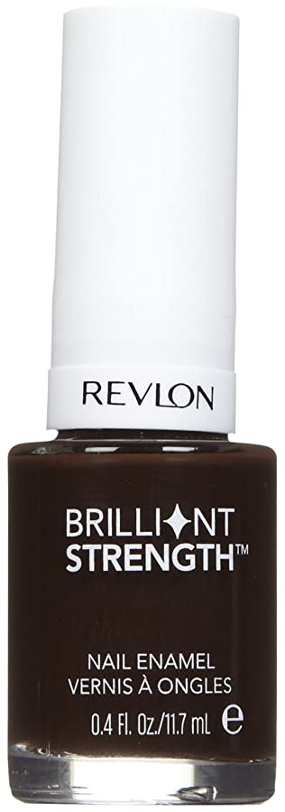 前売ふざけた進むREVLON BRILLIANT STRENGTH NAIL ENAMEL #160 DOMINATE