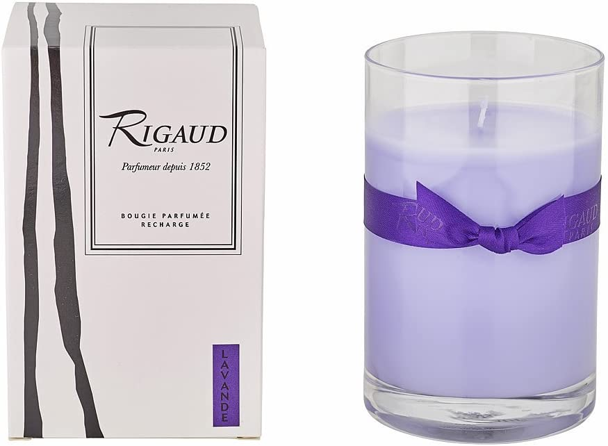 Rigaud Paris Refill Lavande large Max Challenge the lowest price of Japan 42% OFF candle