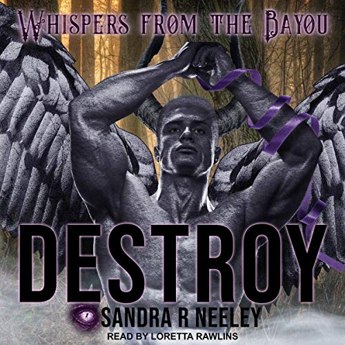 Destroy audiobook cover art