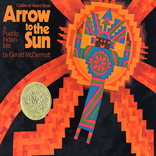 Arrow to the Sun cover art