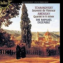 Tchaikovsky: Souvenir de Florence; Arensky: String Quartet No.2