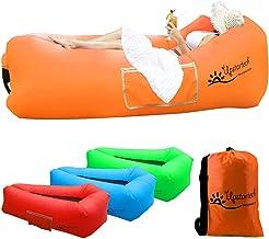 hinchable senderismo viajes camping patio Tumbona inflable para playa picnic Idefair parque
