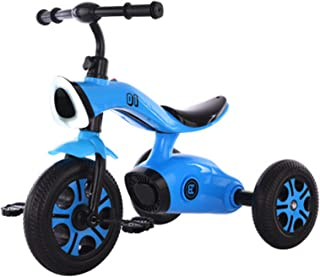 Upgraded Balance Bike, Baby Walker Push Ride on Toy with 3 Wheels, Ages 12-36 Months Toddlers Kids First Birthday Gift
