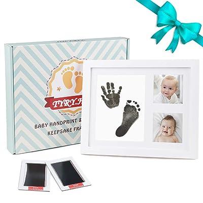 TYRY.HU Baby Handprint Kit Footprint Photo Fram...