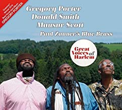 Great Voices of Harlem (Gregory Porter) by PAO Records