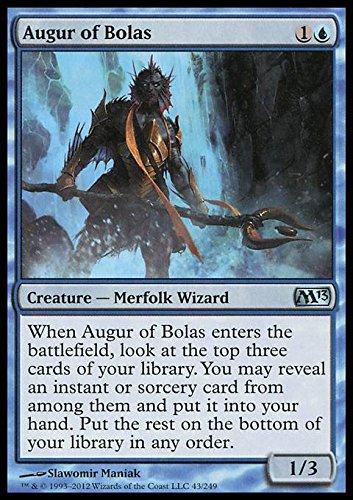 Magic: the Gathering - Augur of Bolas (43) - Magic 2013